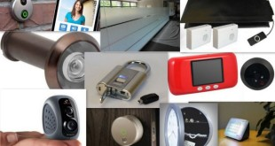hi-tech home security gadgets